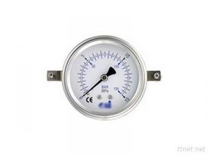 Attached To Submerged Oil-Filled U-Type Pressure Gauge